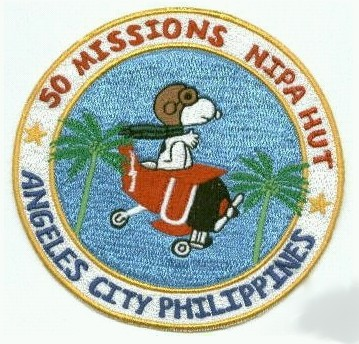 Nipa Hut patch