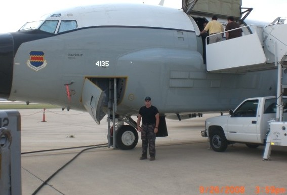 Reeko and RC135 in San Antonio 2008